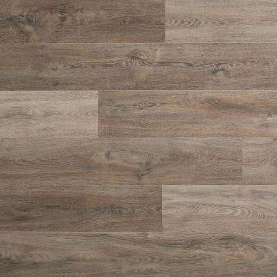 Water Resistant Erlach Oak 12mm Thick Laminate Flooring (14.33 sq. ft.)