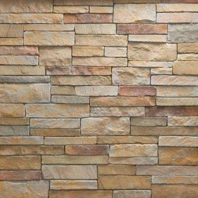 Stacked Stone Mendocino Corners 10 lin. ft. Handy Pack Manufactured Stone