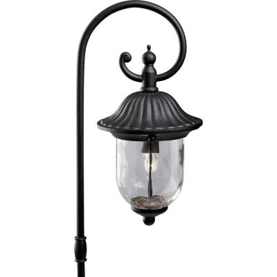 Low Voltage Coventry Collection Black Landscape Pathlight