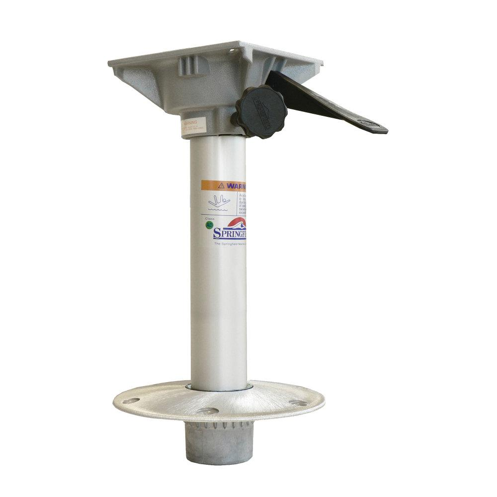 "Springfield Plug-In 2-3//8/"" Power-Rise Locking Air-Ride Pedestal"