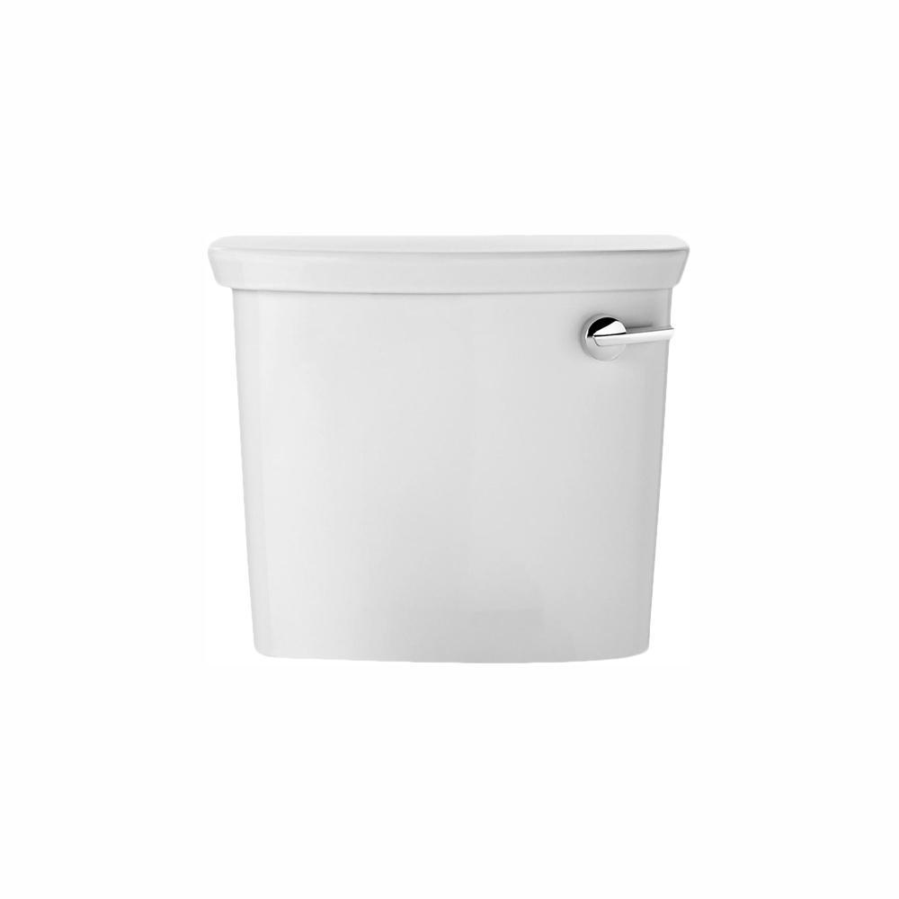 American Standard 1 GPF Single Flush Toilet Tank Only in White