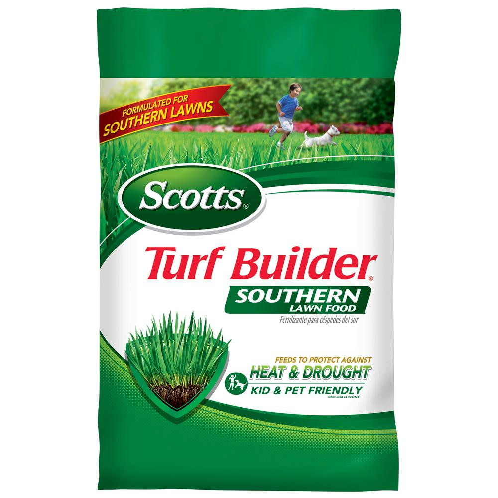 34 lb. 10 M Southern Turf Builder Florida Lawn Fertilizer
