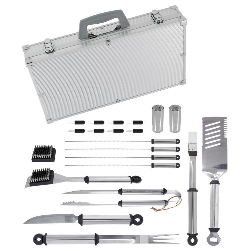 Mr Bar B Q 21 Piece Tool Set
