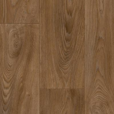 Scorched Walnut Natural Residential Vinyl Sheet, Sold by 12 ft. Wide x Custom Length