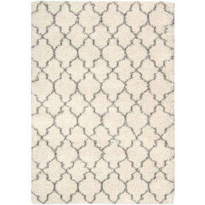 Amore Cream 5 ft. 3 in. x 7 ft. 5 in. Area Rug
