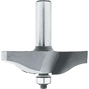 Makita 1-7/16 inch Carbide-Tipped 2-Flute Router Bit Raised Panel with 1/2 inch Shank by Makita
