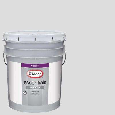 5 gal. #HDGCN56U Touch Of Grey Eggshell Interior Paint