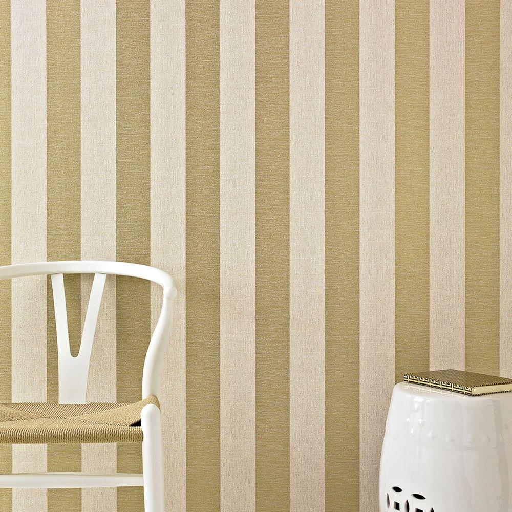 Graham Amp Brown Ariadne Beige And Gold Wallpaper 20 714