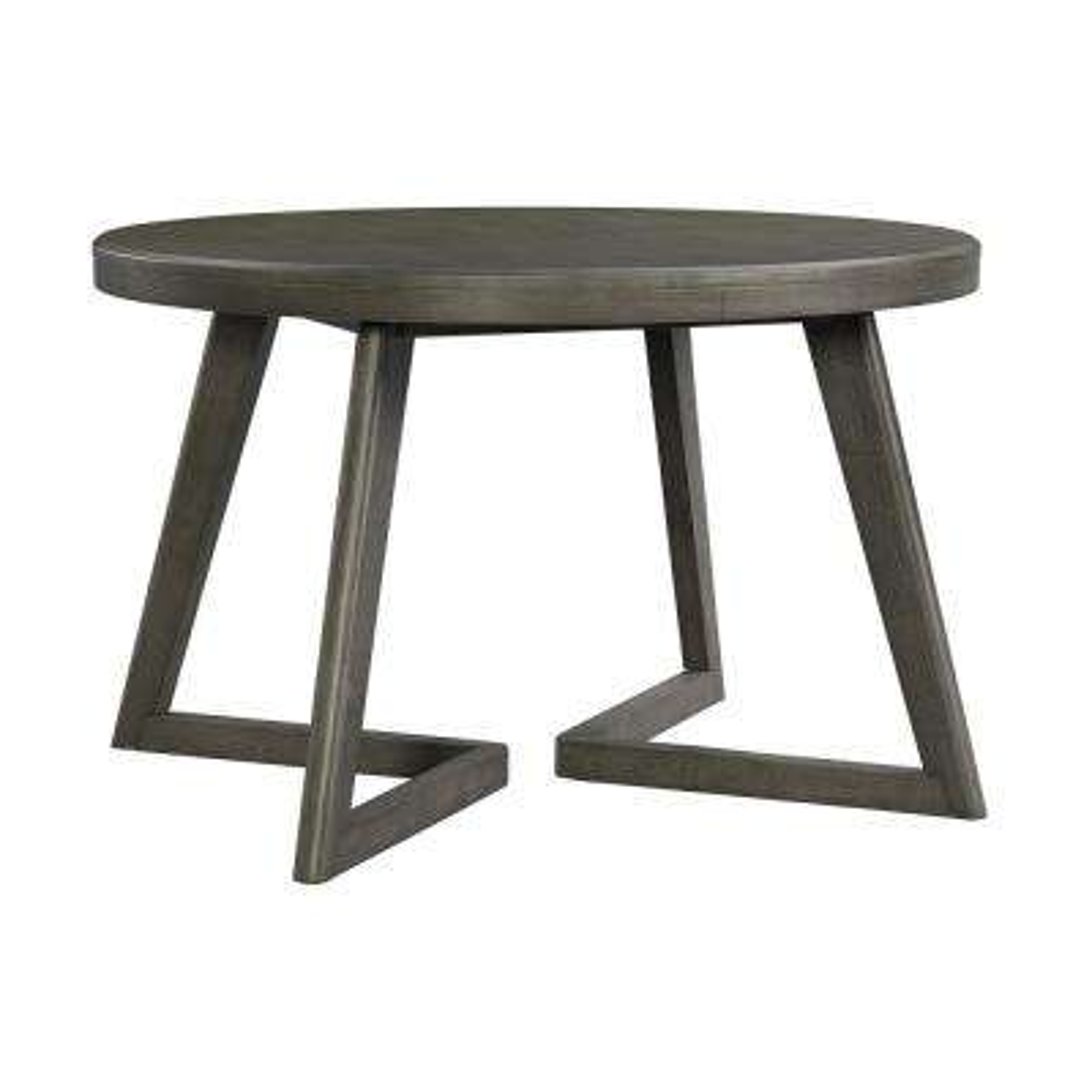 Hudson 5-Piece Gray Dining Table Set