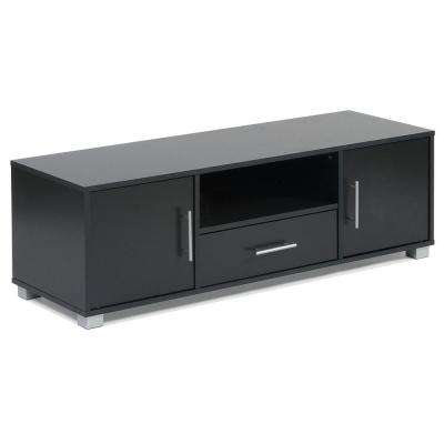 Sorento Entertainment Cabinet Black