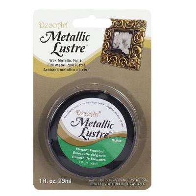 Metallic Lustre 1 oz. Elegant Emerald
