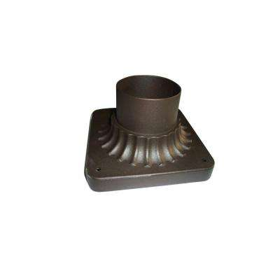 Pier Mounts Oil Rubbed Bronze Outdoor Accessory