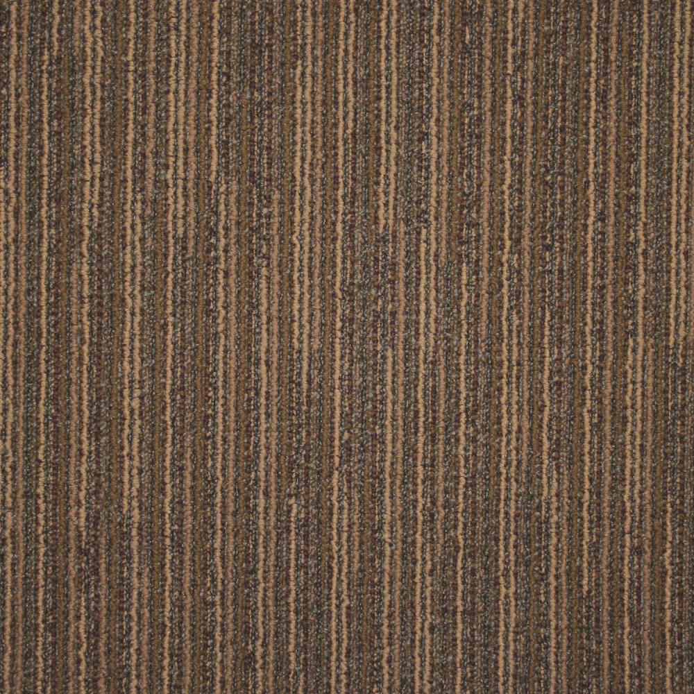 TrafficMASTER Montesa Iced Tea Loop 19.7 in. x 19.7 in. Carpet Tile (20 Tiles/Case)