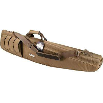 Loaded Gear 48 in. Hunting RX-100 Tactical Rifle Bag in Flat Dark Earth