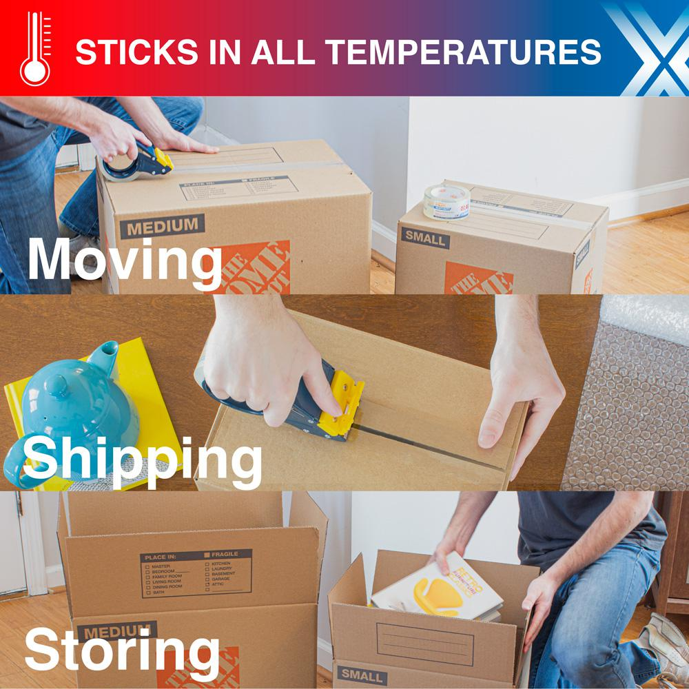 18 Pack NS Shipping Supplies 3 Heavy-Duty Tape Dispenser