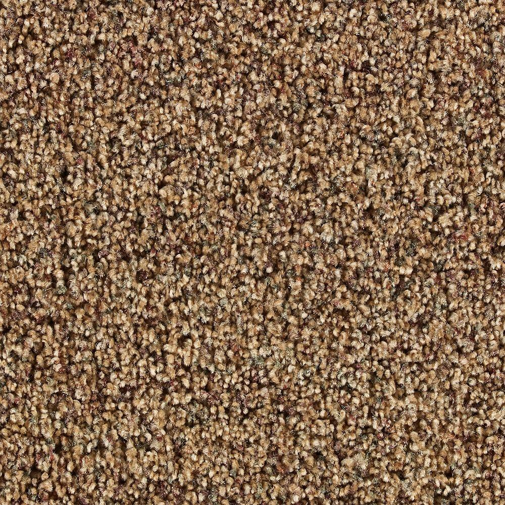 Martha Stewart Living Fontainebleau Nutmeg - 6 in. x 9 in. Take Home Carpet Sample-DISCONTINUED