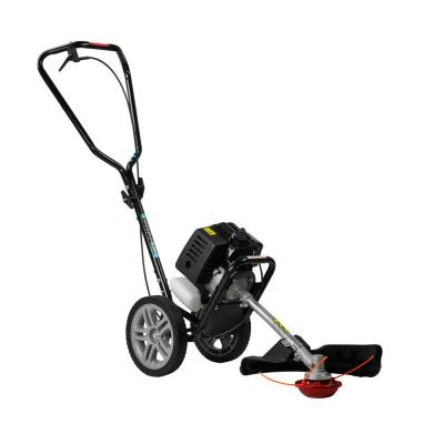 17 in. 43 cc Gas Wheeled String Trimmer