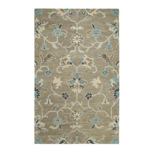 Home Decorators Collection Montpellier Grey 9 ft. 9 inch x 13 ft. 9 inch Area Rug by Home Decorators Collection