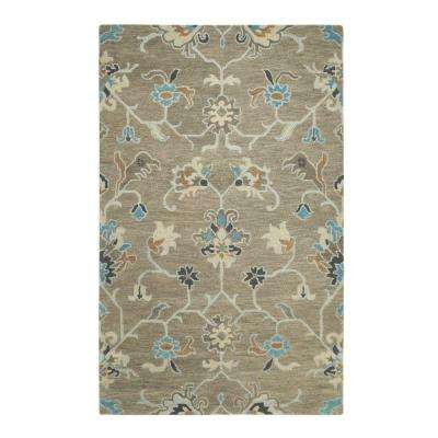Montpellier Grey 9 ft. 9 in. x 13 ft. 9 in. Area Rug