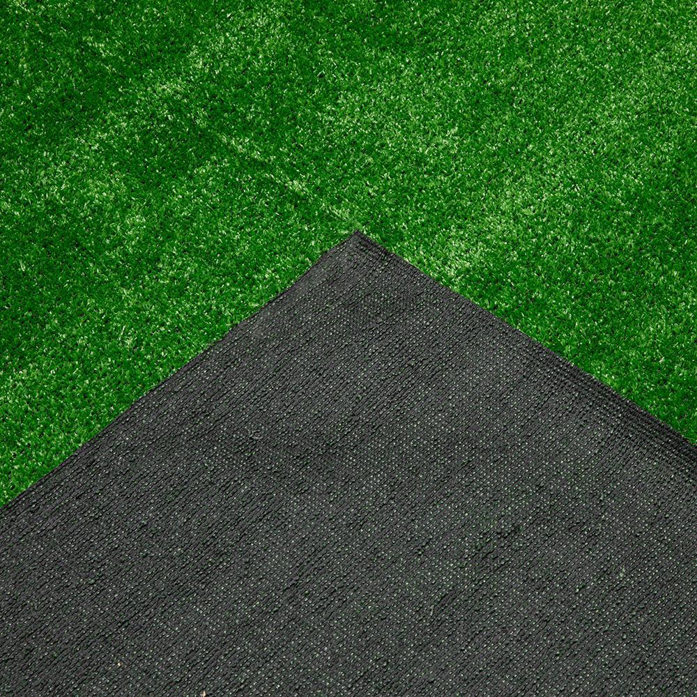 Green Artificial Gr Rug 536696