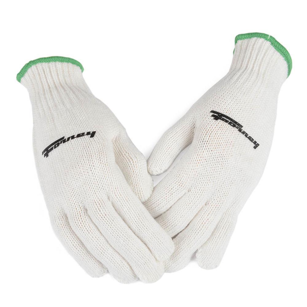 String Knit Gloves (Size XL)