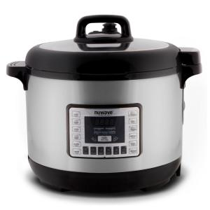 Nutri-Pot 13 Qt. Stainless Steel Electric Pressure Cooker