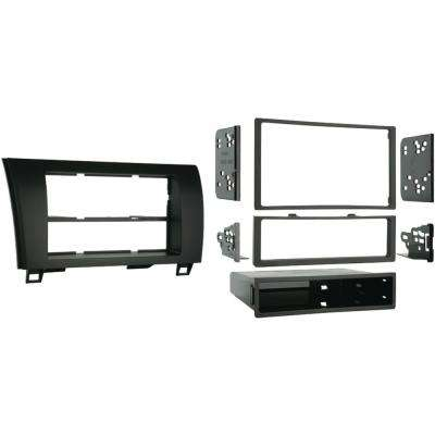 2007-2013 Toyota Tundra Sequoia 2008 and Up Single or Double DIN Installation Kit