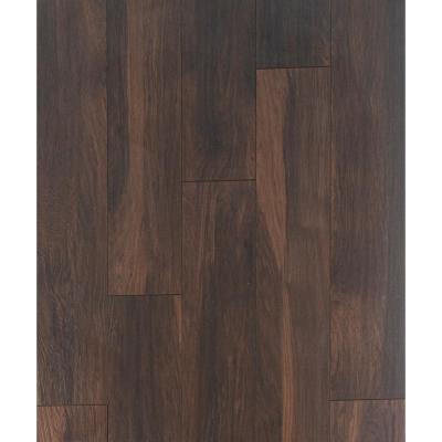 Hillborn Hickory 12 mm Thick x 8.03 in. Wide x 47.64 in. Length Laminate Flooring (15.94 sq. ft. / case)