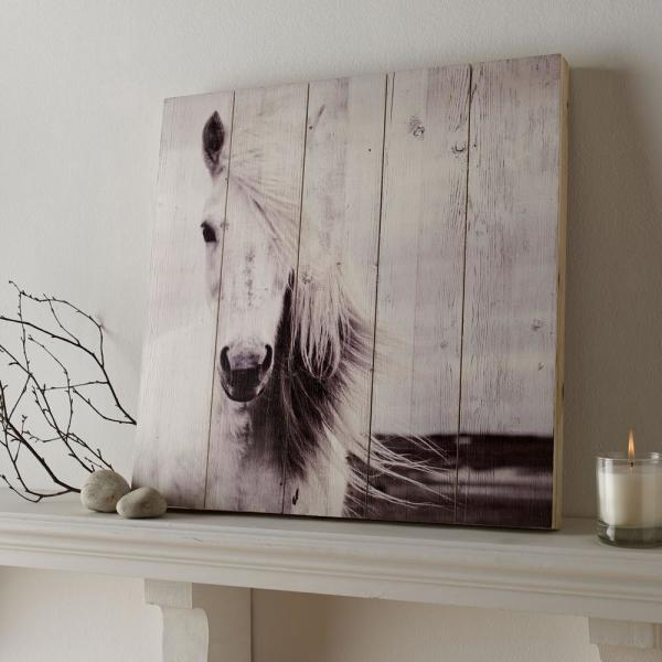 Horse By Graham And Brown Wooden Wall Art