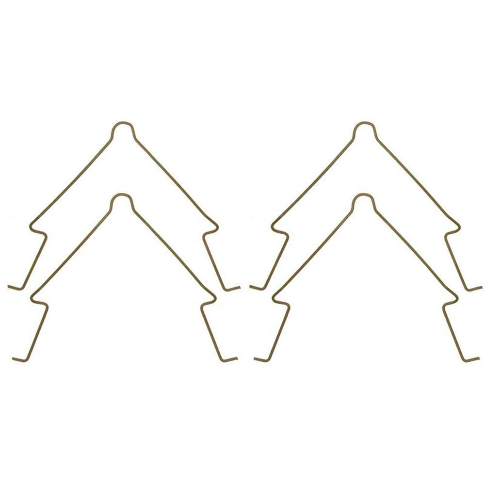 Brake Pad Drag Reduction Clip-R-Line Rear Raybestos H6030