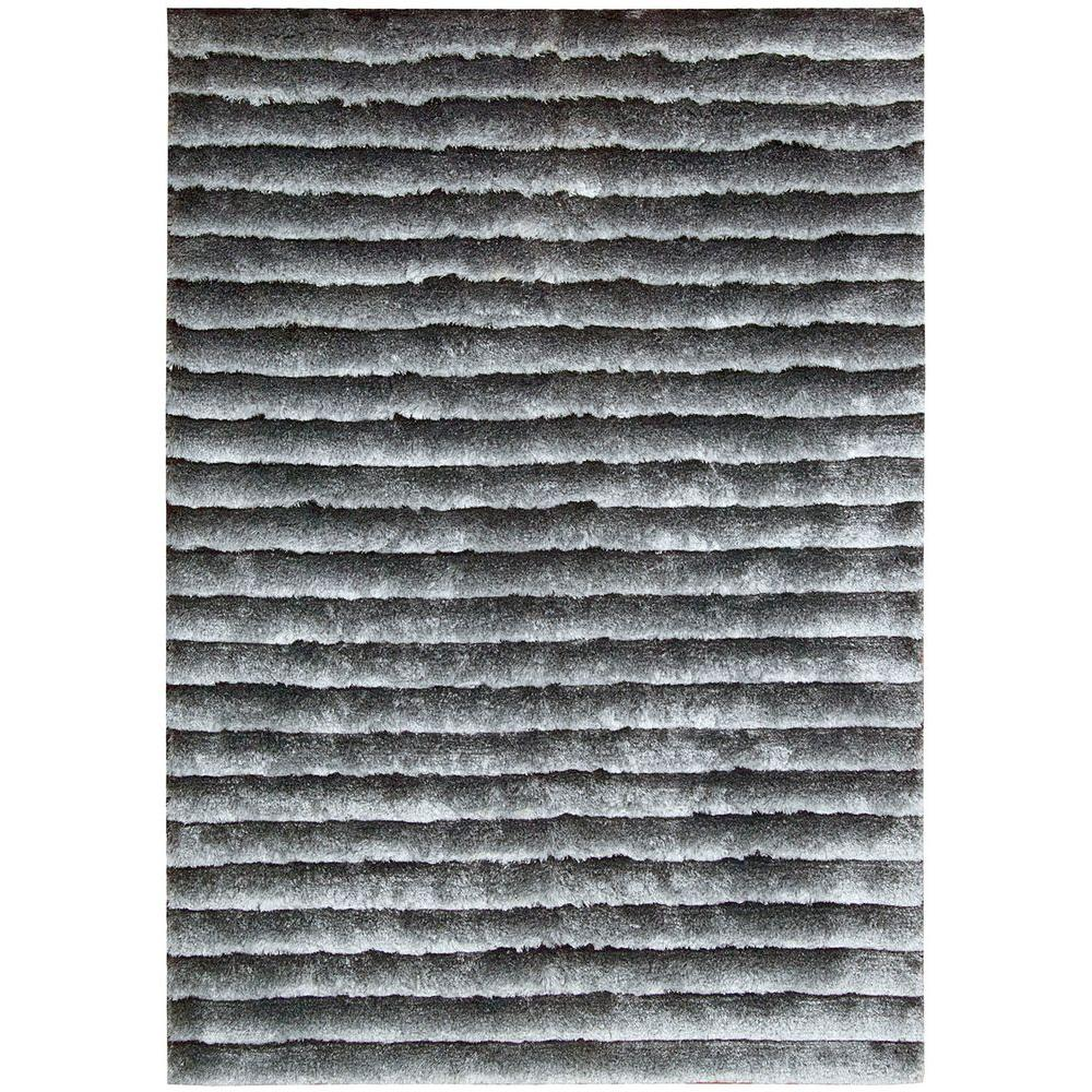 Nourison Urban Safari Chinchilla 5 ft. 6 in. x 7 ft. 5 in. Area Rug