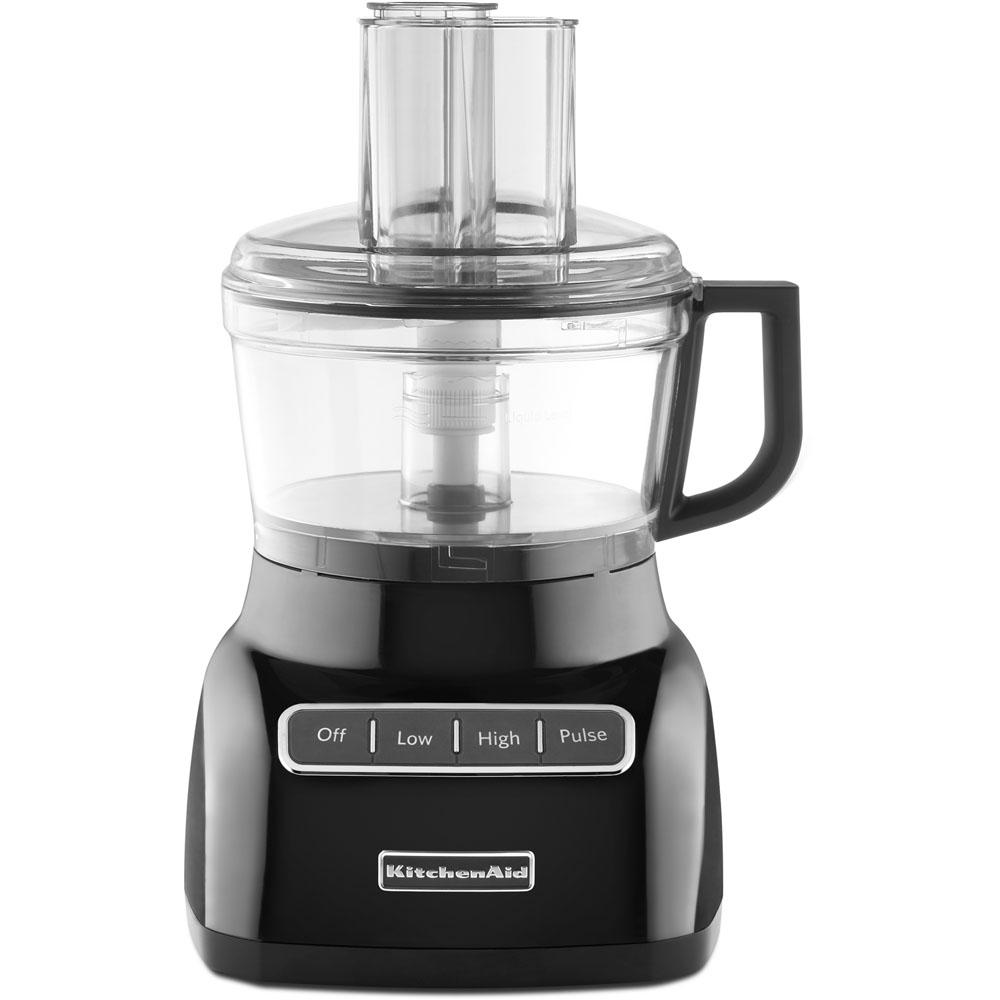 Kitchenaid Food Processor Kfp0711ob The Home Depot
