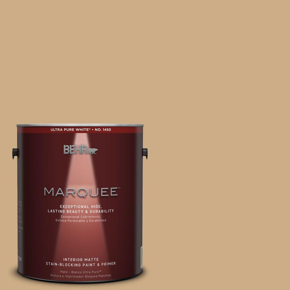 Awesome #MQ2 13 Harvest Home One Coat Hide Matte Interior Paint 145401   The Home  Depot