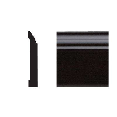 5523 7/16 in. x 3-1/4in. x 8 ft. OVC Base Espresso Moudling