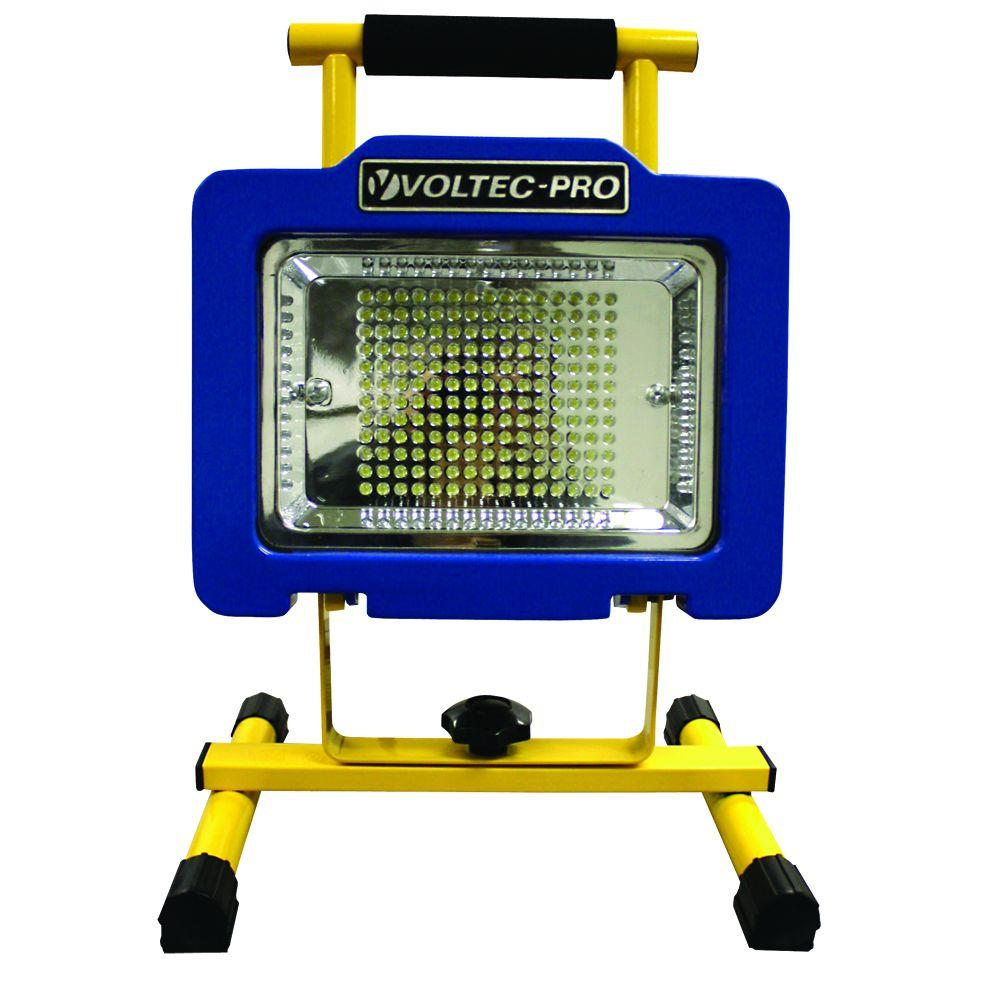 Tasco Rechargeable Heavy Duty H-Base Design Portable 180 LED Work Light-DISCONTINUED