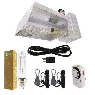 315-Watt Ceramic Metal Halide CMH Open Style Complete Grow Light System with Lamp