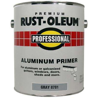 1 gal. Aluminum Flat Rust Preventive Primer (Case of 2)