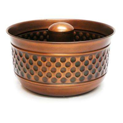 Montego Hose Pot in Venetian Bronze