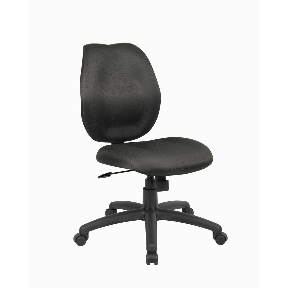 Boss Black Task Chair B1016-BK