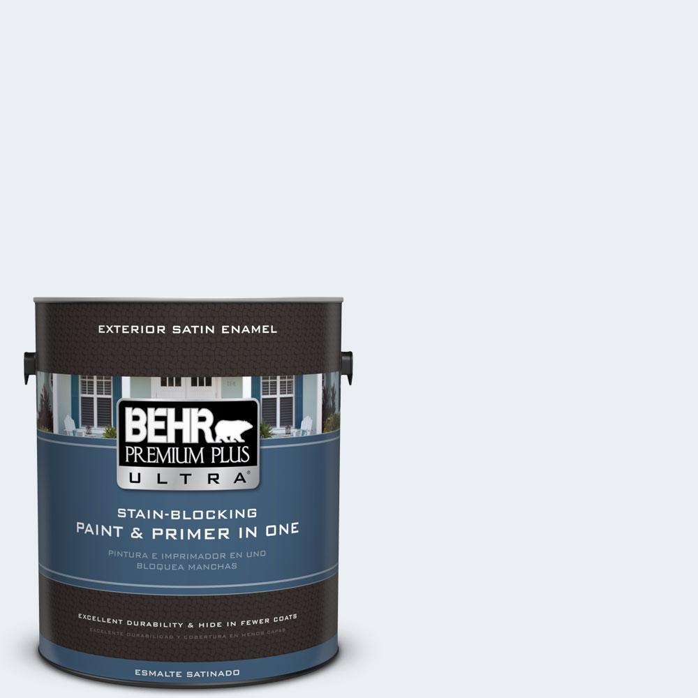 BEHR Premium Plus Ultra 1-gal. #560E-1 Little Dipper Satin Enamel Exterior Paint