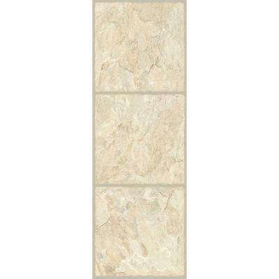 Allure 12 in. x 36 in. Sedona Luxury Vinyl Tile Flooring (24 sq. ft. / case)
