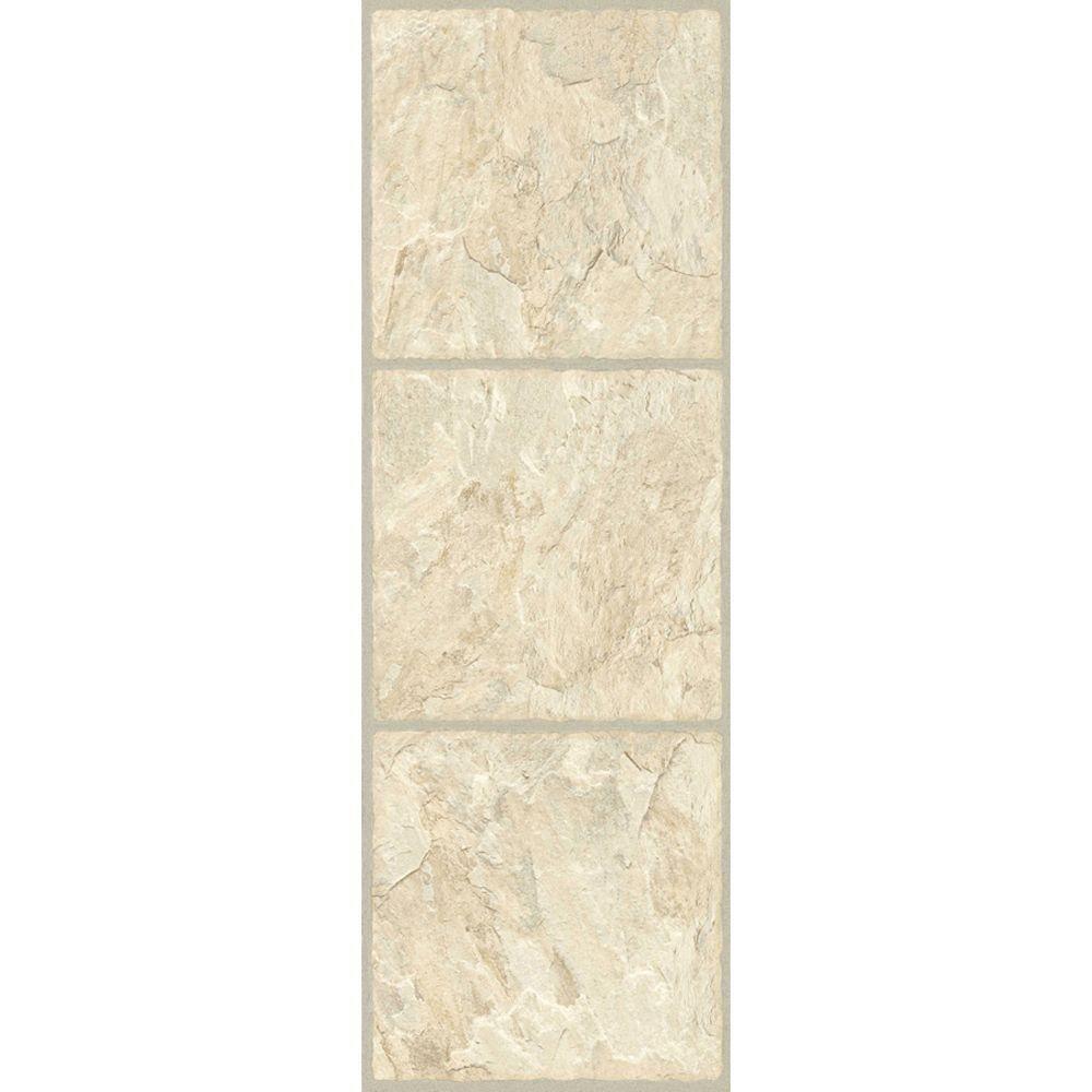 Allure 12 in. x 36 in. Sedona Luxury Vinyl Tile Flooring (24 sq. ft. / case)