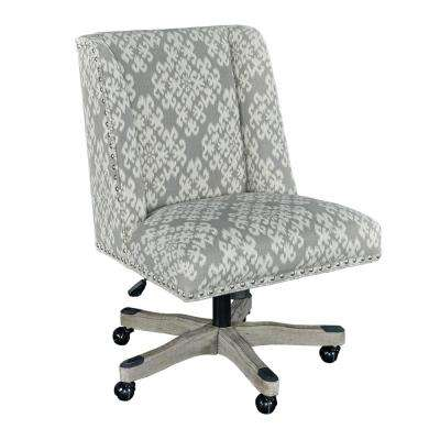 Dennis Grey Dove Office Chair