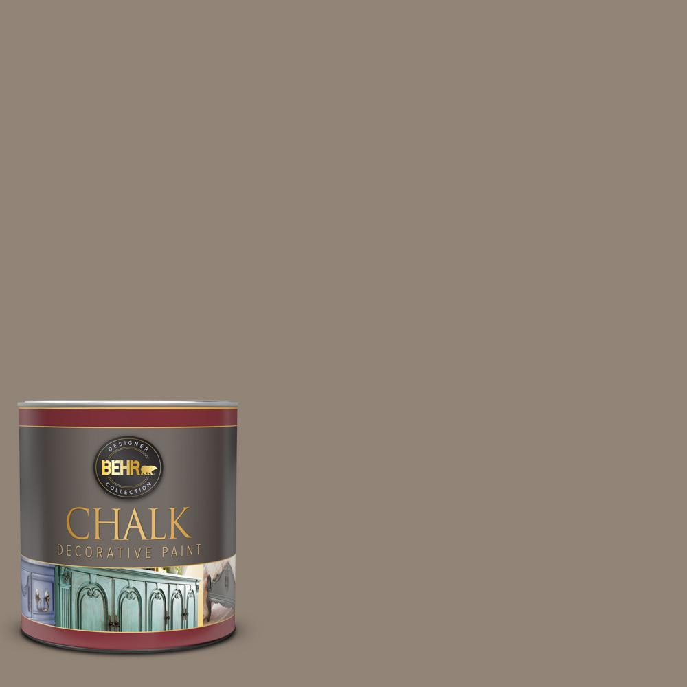 BEHR 1 qt. #N220-5 Ottertail Interior Chalk Decorative Paint