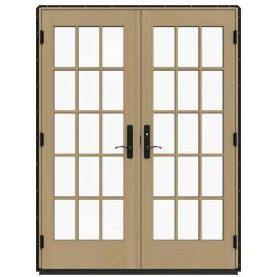patio r co wen doors door jeld wooden french nongzi folding
