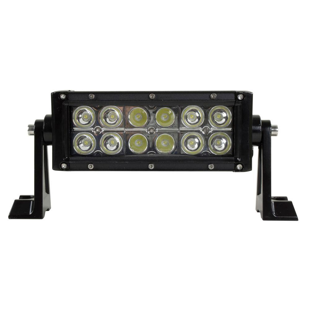 blazer international led 7 in off road light bar with spot and flood beam pattern cwl518 the. Black Bedroom Furniture Sets. Home Design Ideas