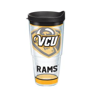 Tervis Virginia Commonwealth University Tradition 24 Oz Double Walled Insulated Tumbler With Lid 1343771 The Home Depot