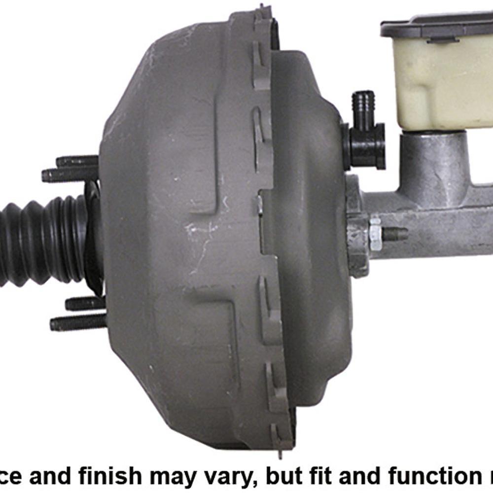 Remanufactured Vacuum Power Brake Booster w/Master Cylinder