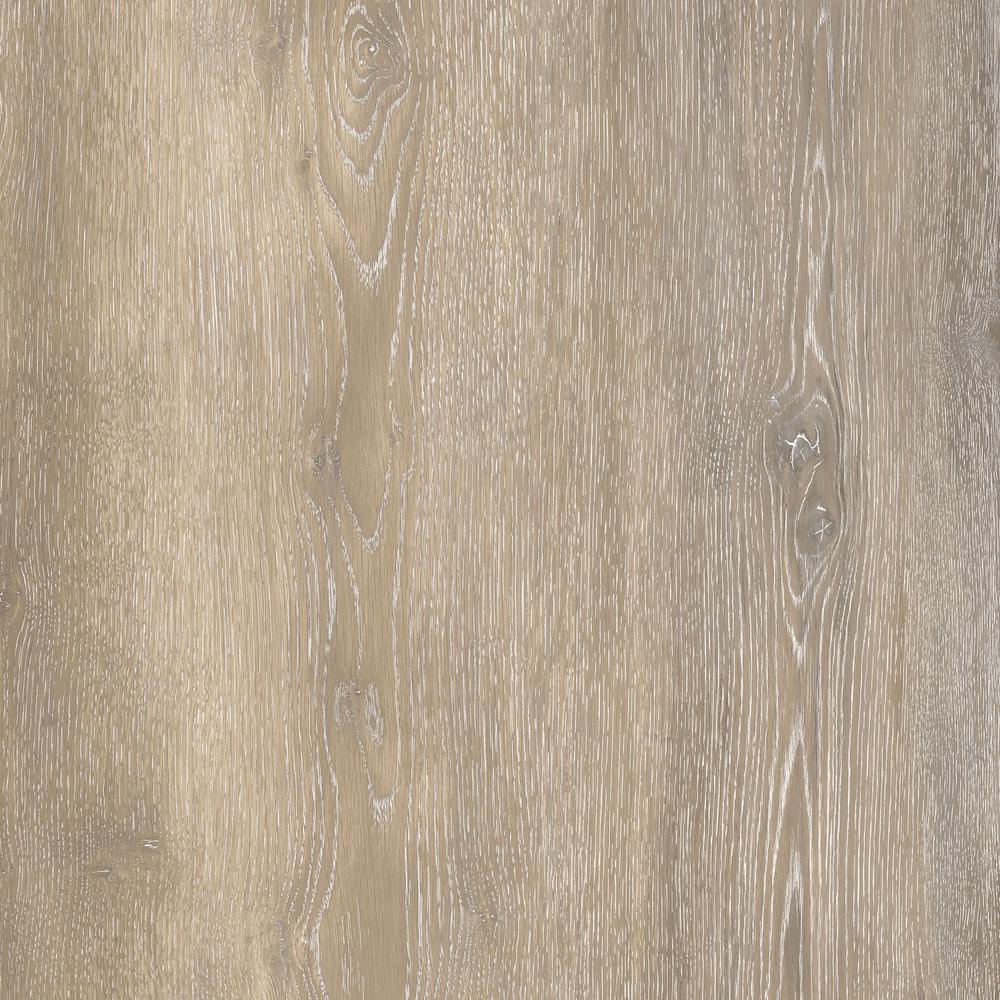 LifeProof Take Home Sample - Radiant Oak Luxury Vinyl Flooring - 4 in. x 4 in.