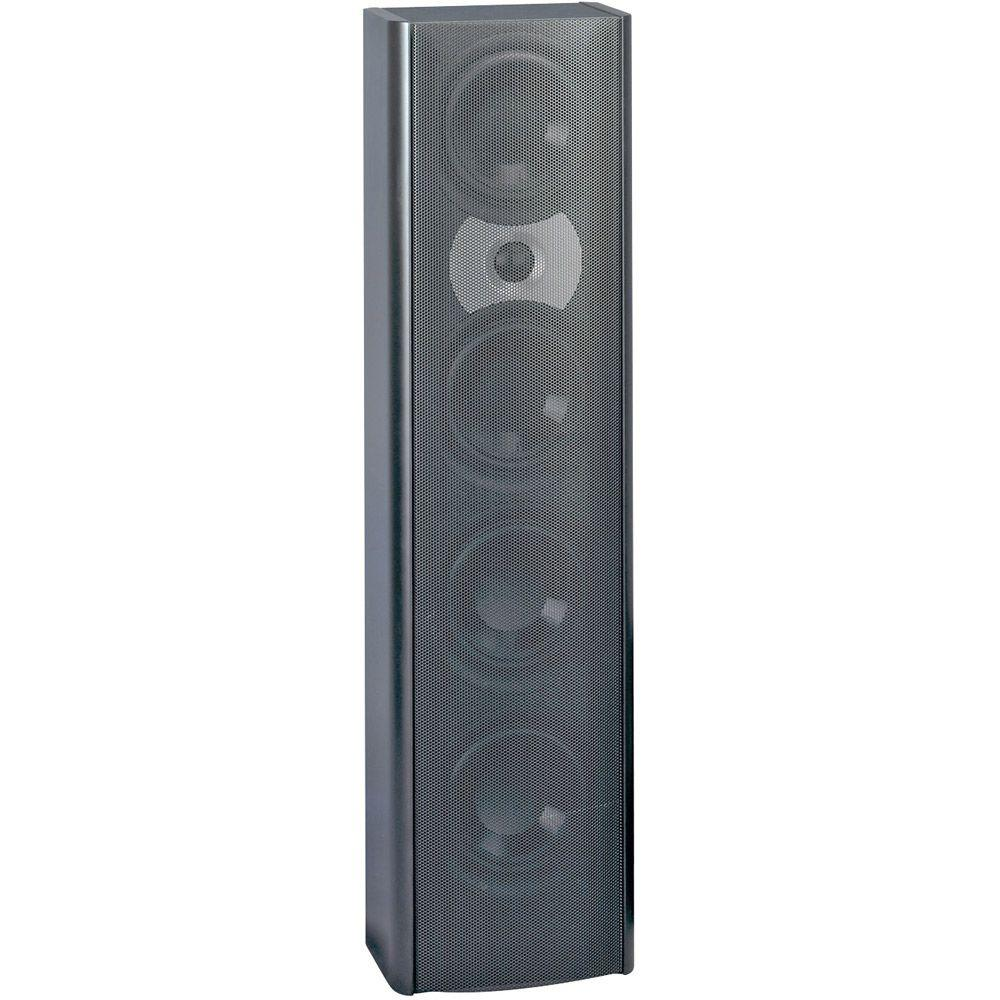 Atlantic Technology Flat Screen Front Channel Speakers in Gloss Black-DISCONTINUED